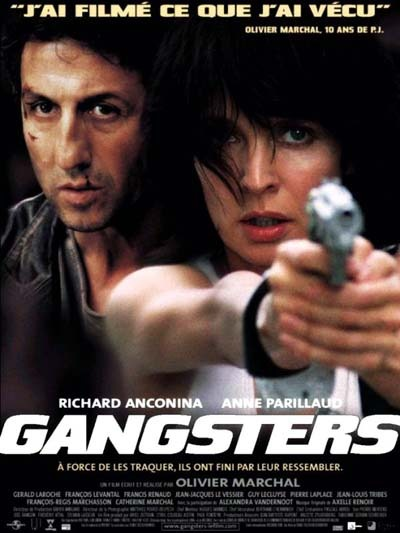 Gangsters - Affiche
