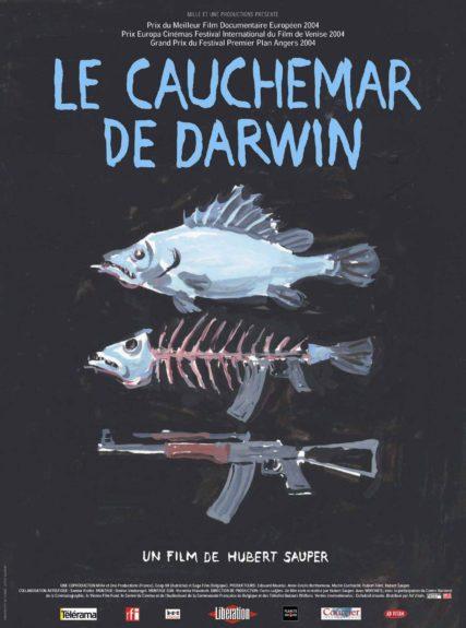 Le chauchemar de Darwin Affiche