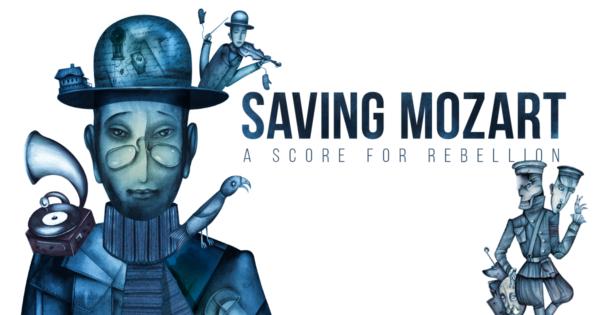 Saving Mozart by Gérard Corbiau (2017)